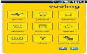 Vueling : une application pour les services Premium