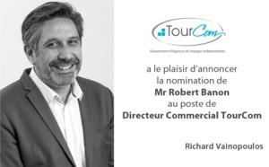 TourCom : Robert Banon nommé directeur commercial
