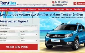 Rentîles permet aux AGV de réserver des véhicules dans les îles francophones