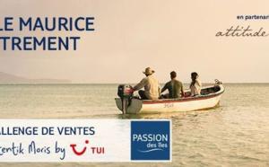 """TUI : challenge de ventes """"Otentik Moris"""""""