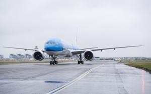 KLM va vous faire préférer le train...