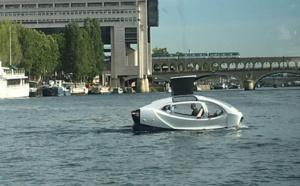 """Croisières : des """"Bubble taxis"""" sur la Seine en 2020 ? (Vidéo)"""