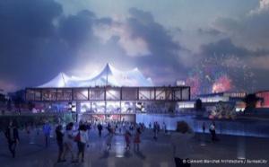 """Matteo Perrino (EuropaCity) : """"Paris peut devenir un hub du loisir européen voir mondial"""""""