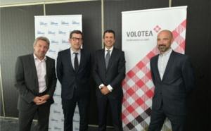 Volotea ouvre une nouvelle base à Lyon St-Exupéry
