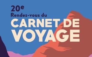 Rendez-vous du Carnet de Voyage : plus de 15000 visiteurs attendus à Clermont-Ferrand