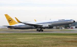 Condor : le gouvernement allemand vole au secours de la compagnie