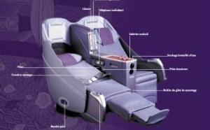 THAI ''relifte'' les cabines de Royal First Class et Royal Silk Class
