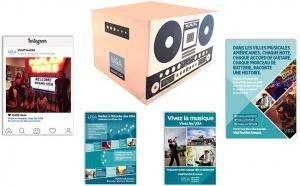 Gagnez votre Music Box avec le USA Discovery Program !