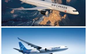Air Canada, Air Transat : futur acteur majeur des liaisons transatlantiques ?