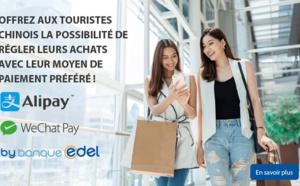 La Banque Edel va vous aider à attirer les touristes chinois