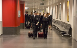 Air France recrute des pilotes cadets
