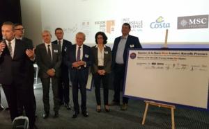 Marseille : les acteurs de la croisière s'engagent pour préserver la qualité de l'air