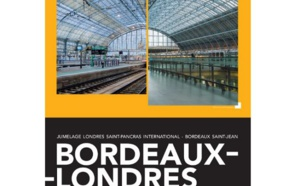 La Gare de Bordeaux se rapproche de celle de... Londres Saint-Pancras