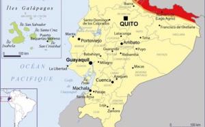 Equateur : l'état d'exception maintenu jusqu'au 3 novembre 2019