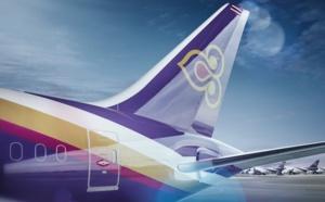 """Thaï Airways : """"Nous continuons d'opérer, nous n'allons pas disparaître"""""""