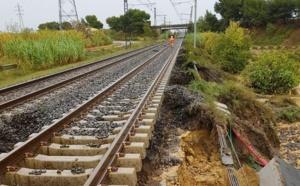 SNCF : pas de trains entre Sète et Narbonne jusqu'au 4 novembre 2019