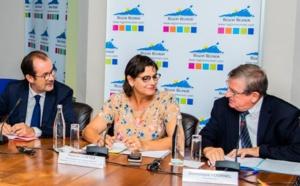 La Réunion signe un Contrat de destination de 3 ans