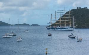 Croisières : la Guadeloupe anticipe une bonne saison