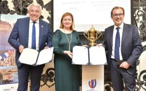 Coupe du Monde de Rugby 2023 : Atout France prépare déjà le terrain
