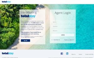 Totalstay lance un nouveau site dédié aux agences de voyages