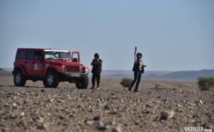Gazelles & Men Rally : c'est parti pour l'épreuve des dunes !