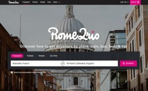 Omio débute son internationalisation avec l'acquisition de Rome2rio