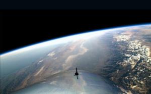 Virgin Galactic, un pied en Bourse, la tête dans l'espace