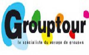 Grouptour : nouveau catalogue et nouveau logo !