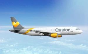 Condor lance un vol entre Toulon - Hyères et Francfort