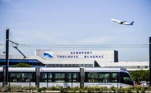 Aéroport de Toulouse : trafic en stagnation en octobre 2019