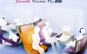 IDTGV : le low cost bourré de bonnes ID va vous faire préférer le train...