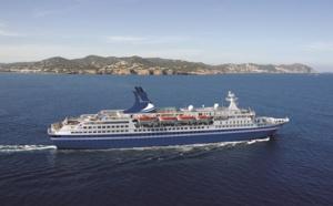 Clément Mousset reprend la mer avec Cruise & Maritime Voyages