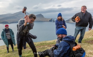 110 000 touristes pour 50 000 habitants : les Îles Féroé anticipent sur l'overtourisme !