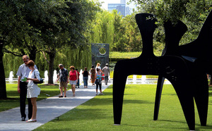 Dallas joue la carte des arts et de la culture