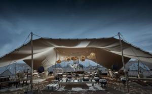 Magic Travels ouvre un camp éco-chic au cœur du désert omanais