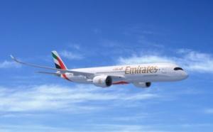 Emirates annonce l'achat de 50 Airbus A350 XWB