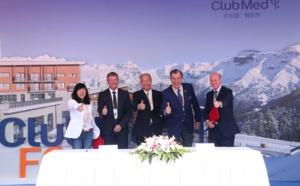 Chine : Club Med va ouvrir deux nouvelles « Ski Academy »