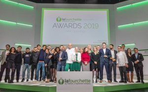 La Fourchette dévoile le palmarès de ses premiers awards