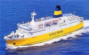 Corsica Ferries : 20 000 places par semaine supplémentaires sur Nice/Corse
