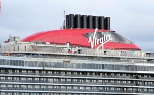 """Découvrez en photos """"Scarlet Lady"""" le 1er navire de Virgin"""