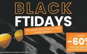 Les marques du tourisme et du voyages se mettent à l'heure du Black Friday