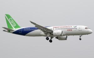 La Chine veut devenir une grande puissance de l'aviation mondiale