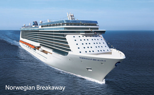 Norwegian Cruise Line : le BreakAway prendra le large en avril 2013