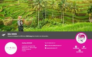 Bali Seken et Masaya rejoignent l'annuaire DMCMag.com