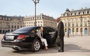 Hertz DriveU : Air France et Hertz propose un service de transfert avec chauffeur privé
