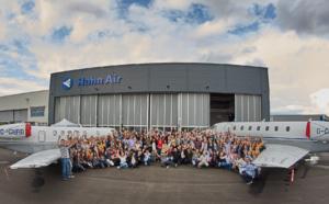 Hahn Air, la petite compagnie qui valait un milliard