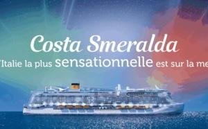 Costa Croisières : la visite du Costa Smeralda en avant-première pour les agents de voyages