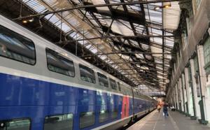 Grève 5 décembre : la SNCF prévoit 1 TGV sur 10 en moyenne