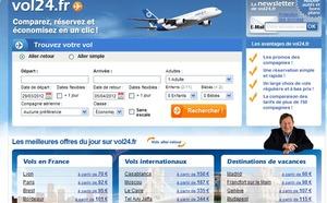 I. Vol24.fr : faut-il craindre un crash ? Les incidents se multiplient avec les clients...