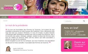 Femmes du Tourisme : nouvelle charte graphique, nouveau site internet, nouvelles ambitions...